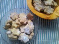 Szybkie ciasteczka z dynią i kisielem