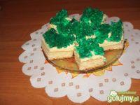 szybkie ciasto z galaretką