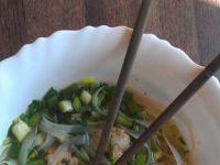 Tajska zupa z pulpecikami