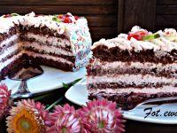 Tort a la sernikowy