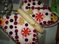 Tort o kształcie motyla