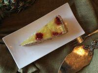 Tort orzechowo- ananasowy