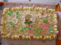 Tort orzechowy- komunijny