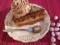 Tort urodzinowy-czekoladowy