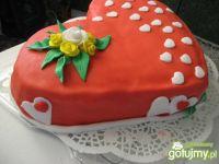 Tort walentynkowy