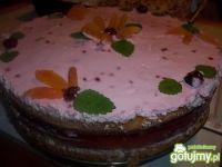 Tort z galaretką 2