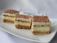 Trzy bit ciasto bez pieczenia