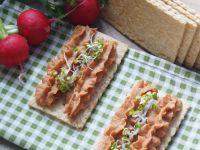 Tuńczykowa pasta do chlebków