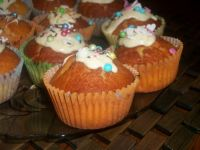 Waniliowo-jogurtowe muffiny wg Zub3ra