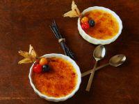 Waniliowy crème brûlée