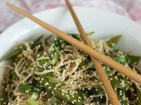 Wegański obiad na chińską nutę