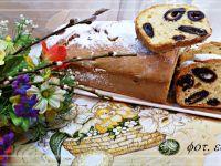 Wielkanocna babka daktylowa