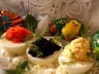 Wielkanocne jajeczka na kolorowo