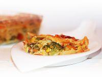 Włoska specjalność czyli Lasagne z warzywami