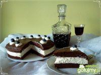 Wyśmienity tort wuzetka