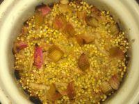 Zapiekanki jaglano-rabarbarowe