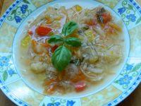 Zdrowa zupa postna