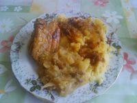 Żeberka pieczone na ostro