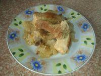 Żeberka z nutą miodu