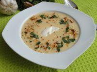 Ziemniaczana zupa - krem