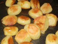 Ziemniaki pieczone :