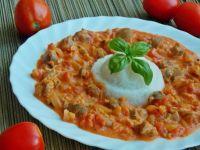 Żołądki w pomidorach