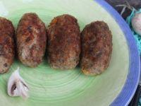 Zrazy mielone z pieczarkami i serem