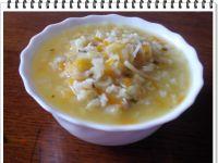 Zupka dla dzieci Eli z żółtą fasolką szparagową
