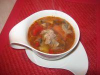 Zupa a'la meksykańska