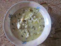 Zupa Anny z dzikiego szczawiu