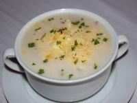 Zupa chrzanowa kremowa