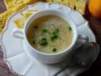 Zupa cytrynowa z makaronem