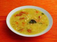 Zupa Fasolowa z Boczkiem i Kiełbasą