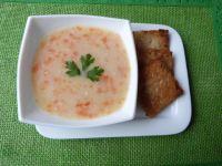 Zupa fasolowa z ziemniakmi