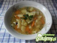 Zupa grochowa z szybkowara