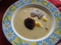 Zupa grzybowa z prawdziwków