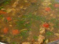 Domowa zupa gulaszowa