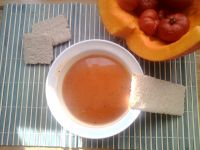 Zupa krem dyniowy