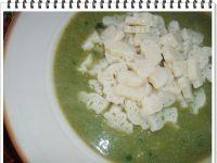 Zupa krem Eli z kalarepy