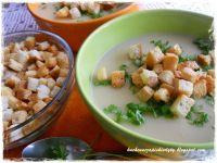 Zupa krem ziemniaczano-selerowy