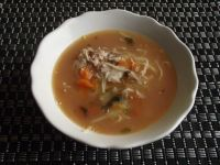 Zupa pomidorowa z imbirem