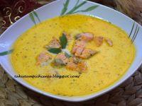 Zupa rybna łososiowa