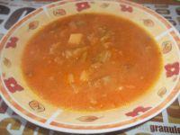 Zupa warzywna wg Gosi