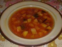 Zupa z botwinką