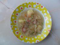 Zupa z kiszoną kapustą
