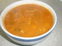 Zupa z marchewki