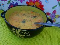Zupka ziemniaczana z koperkiem