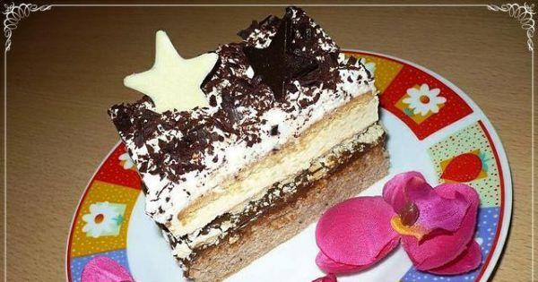3 bit na biszkopcie - Ciasto 3 bit jest słodziutkie i szybkie do zrobienia