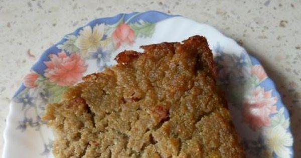 Babka ziemniaczana - Gotowa babka ziemniaczana ja jeszcze polewam ja keczupem lubie ten smak :)