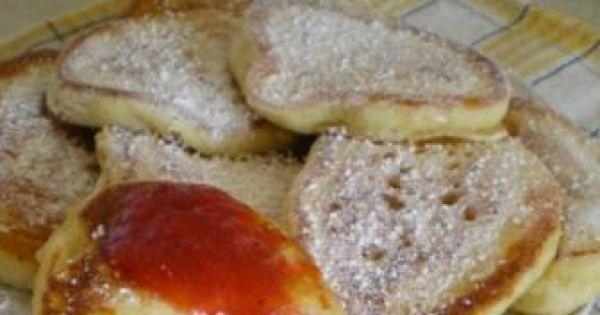Bliny rosyjskie - Puszyste, smaczne bliny z kuchni rosyjskiej, podawane z konfiturą